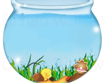 Embed codes for your. Aquarium clipart fish bowl