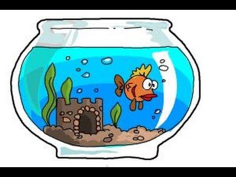 Aquarium fish house