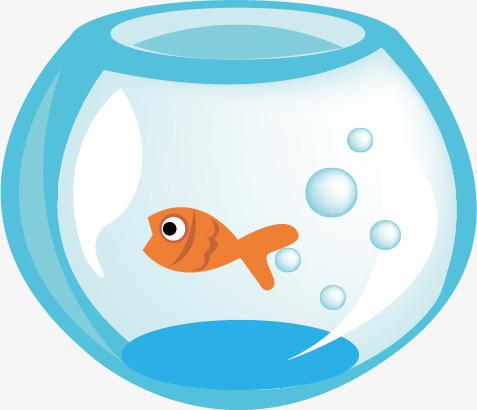 Vector cartoon bubble png. Aquarium clipart fish tank