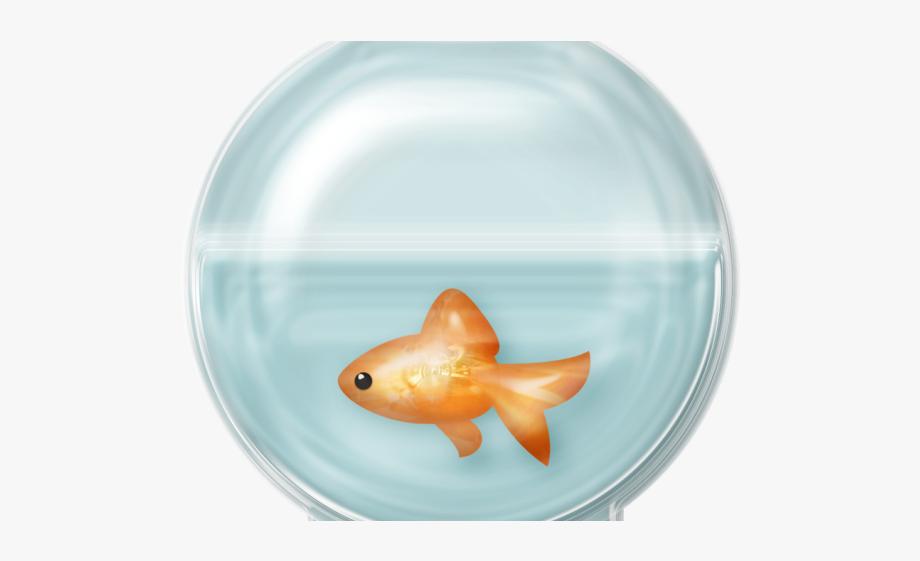 Aquarium clipart goldfish bowl. Fish black and white