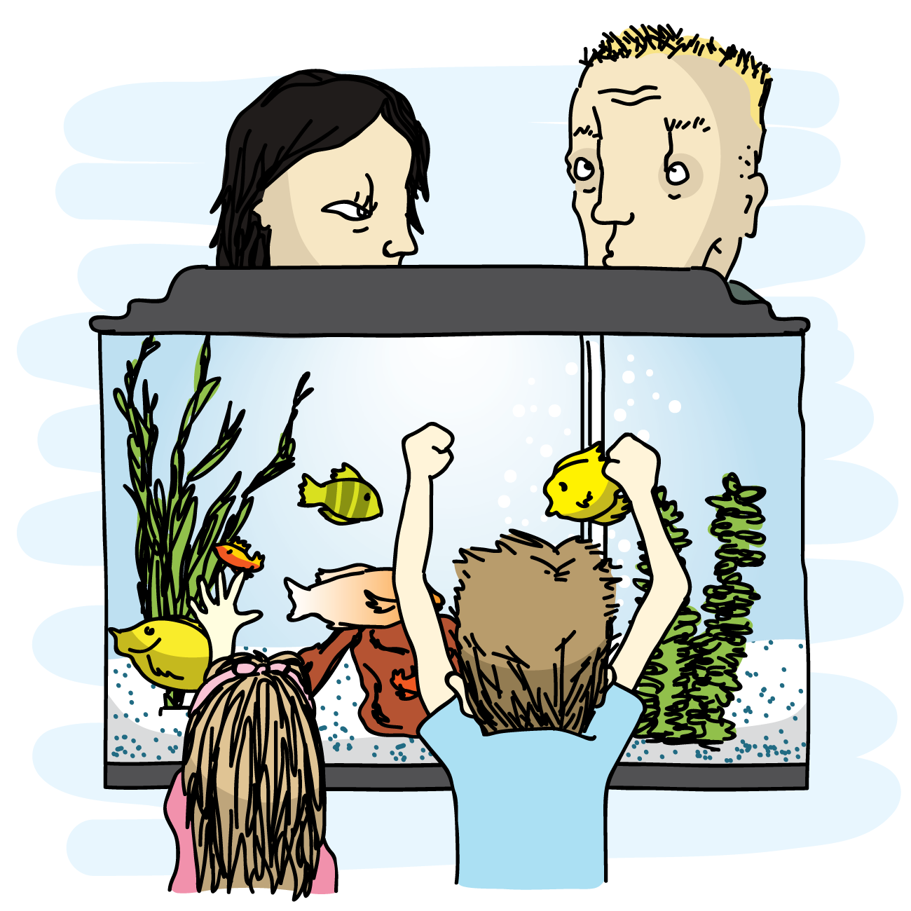 Aquarium clipart pet fish. So then stories yeah