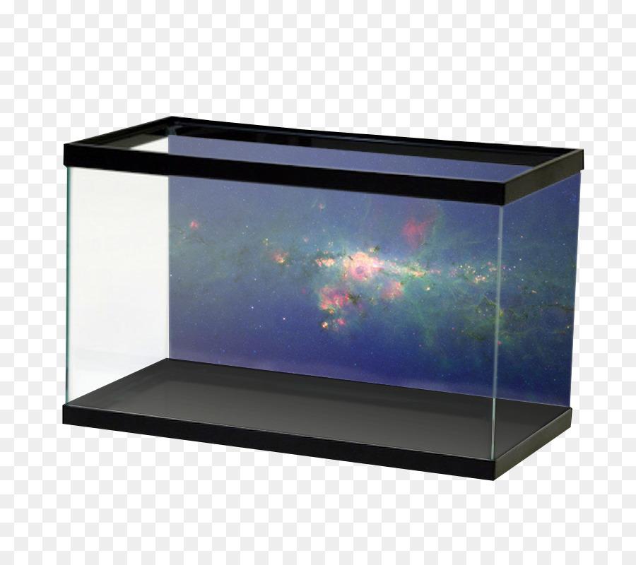 Aquarium clipart rectangle. Rainbow fish table