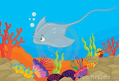 Aquarium clipart scene.  best diy and