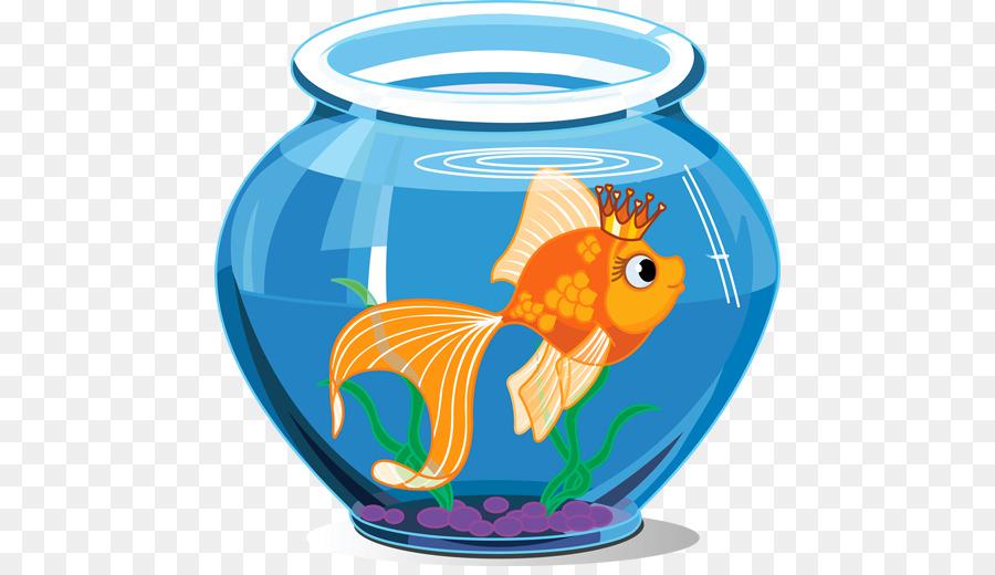 Goldfish drawing clip art. Aquarium clipart transparent