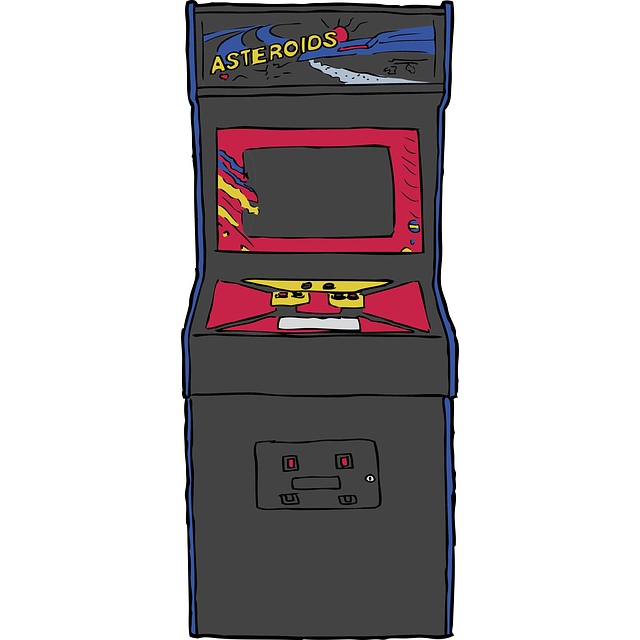 Arcade clipart animated. Classic videogaming archives kelloggthoughts