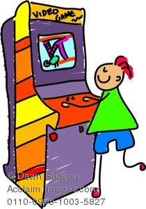 Arcade clipart animated. Clip art written by