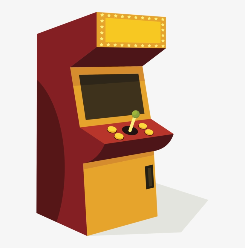 Games product video game. Arcade clipart arcade box