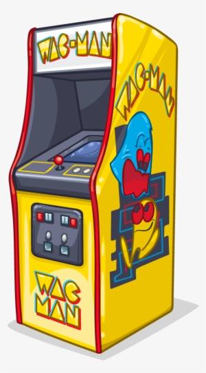 Machine png transparent image. Arcade clipart arcade box