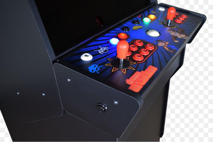 Arcade clipart arcade box. Smash tv game golden
