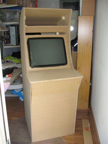 Arcade clipart arcade box. Scratch build custom street