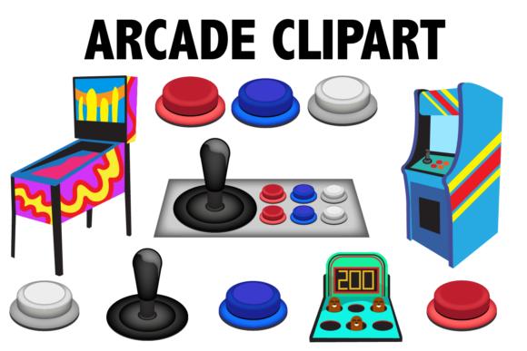 . Arcade clipart arcade game