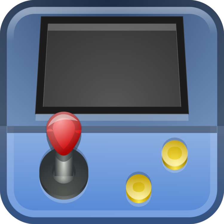 Computer monitor angle display. Arcade clipart arcade screen