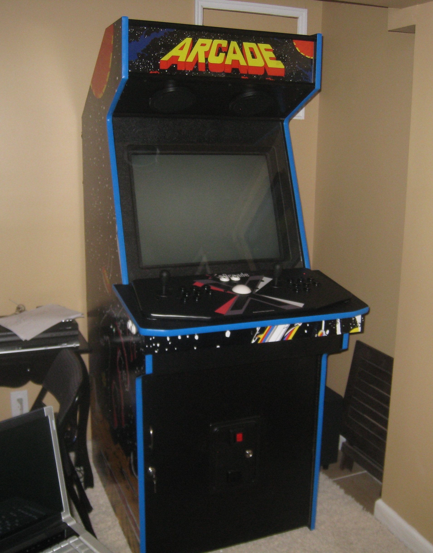 Arcadecab mame and news. Arcade clipart arcade screen