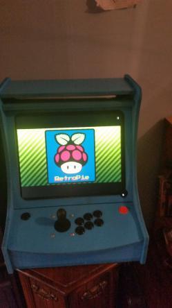 Arcade clipart arcade screen.  bartop d models