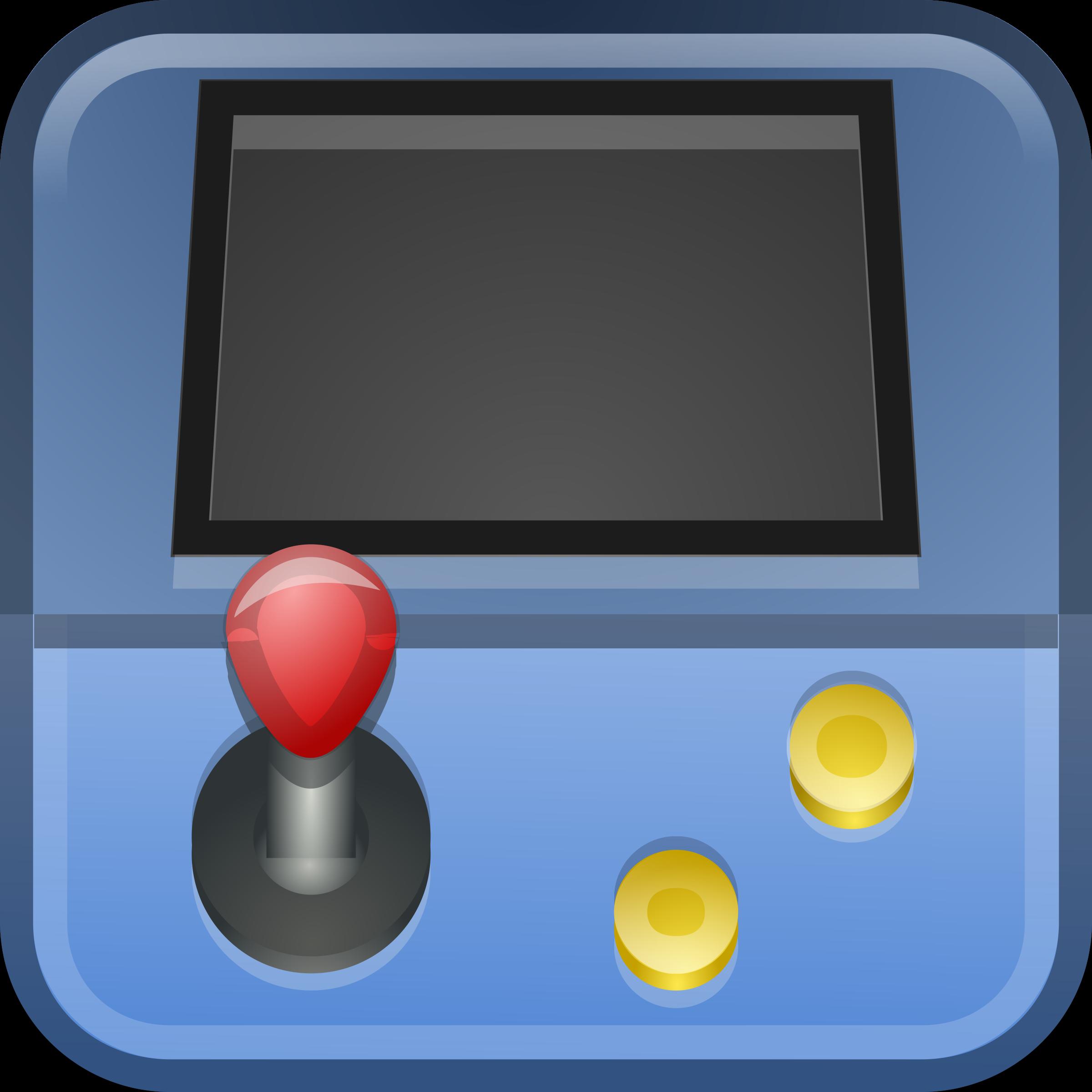 arcade clipart arcade screen