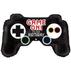 Video game controller clip. Arcade clipart balloon
