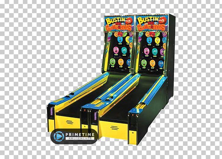 Arcade clipart balloon. Game skee ball video