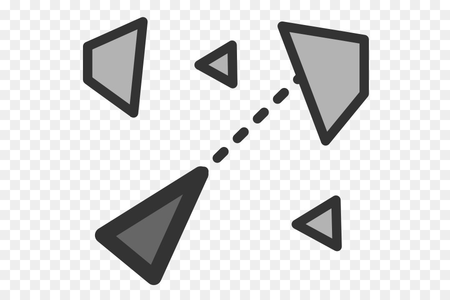 Arcade clipart black and white. Asteroids game clip art
