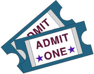 Free movie tickets download. Arcade clipart broadway ticket