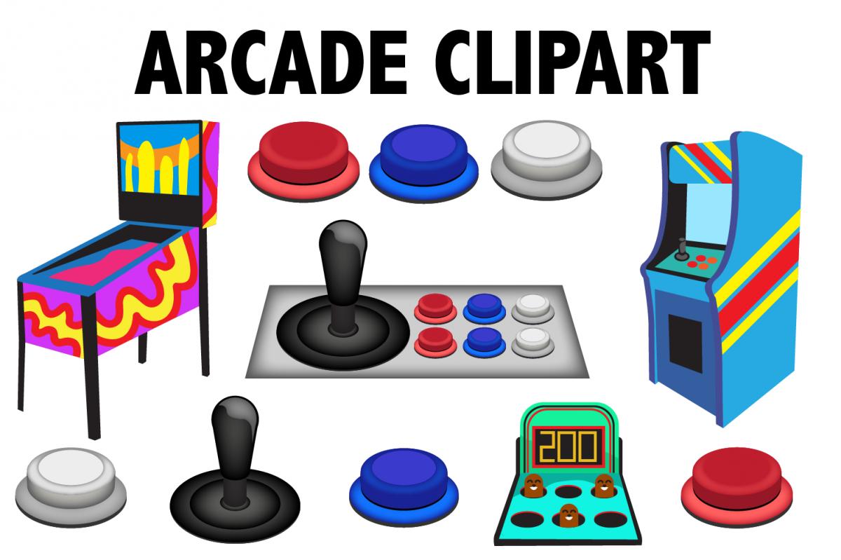 Game . Arcade clipart clip art
