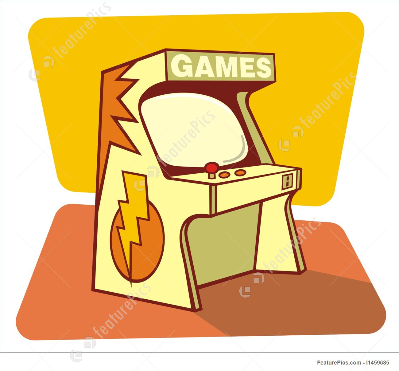 Arcade clipart game console. Drawing at getdrawings com