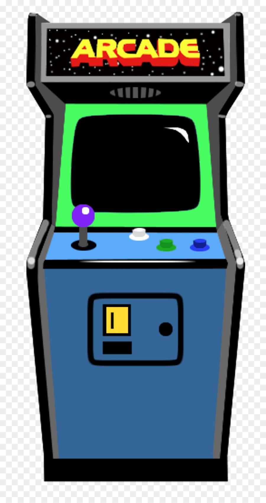 Asteroids galaga golden age. Arcade clipart game console