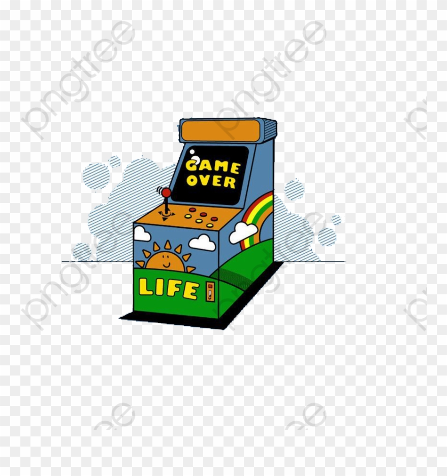 The cartoon failed video. Game clipart portable