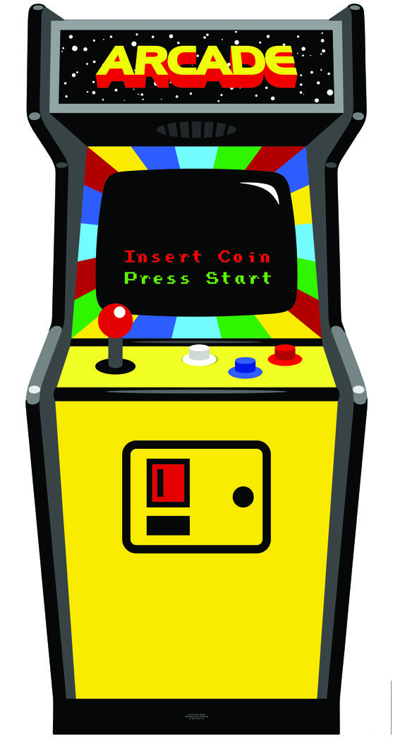 Arcade clipart game room. Image result for cabinet