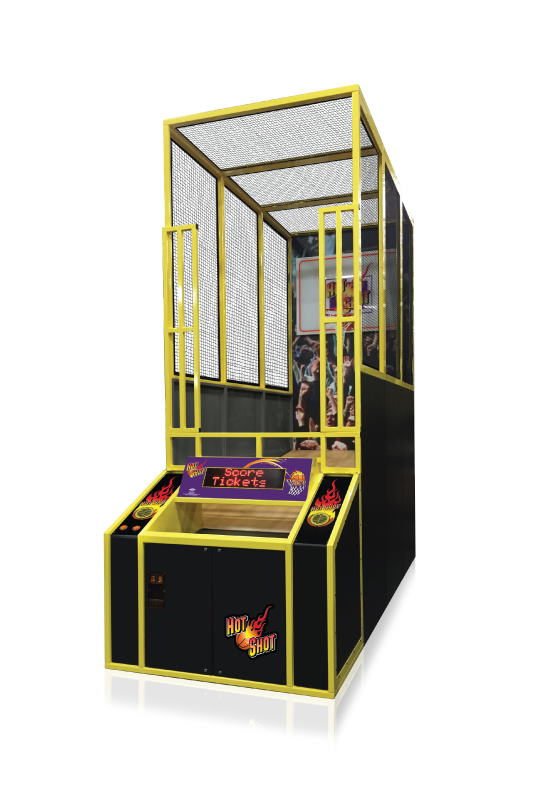Arcade clipart game room. Hot shot bay tek