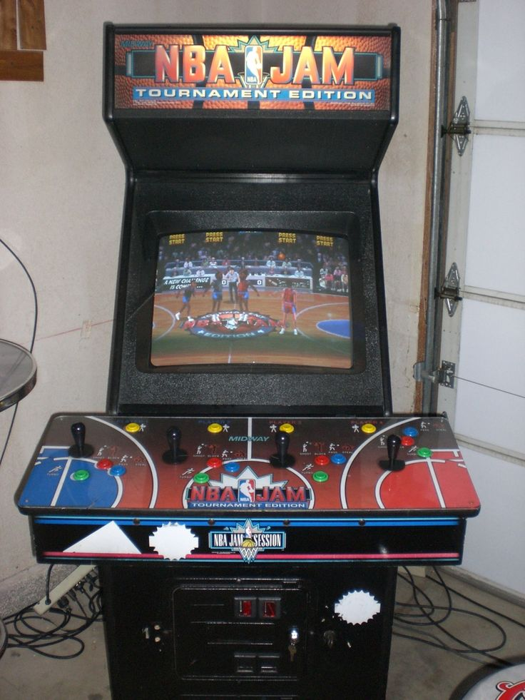 Arcade clipart game room.  best old school