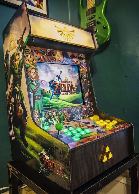 best retro gaming. Arcade clipart game zone