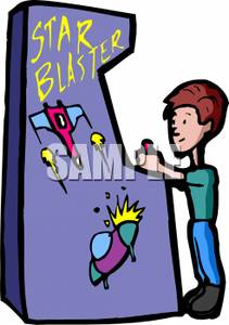 arcade clipart gaming