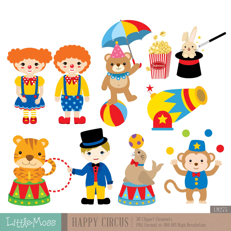 Circus digital clown this. Arcade clipart kids carnival