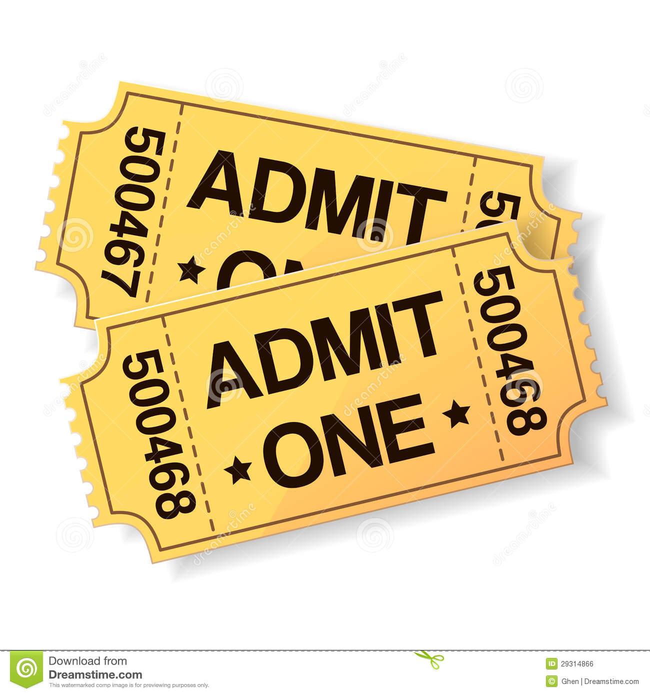 tickets clipartlook. Arcade clipart movie ticket