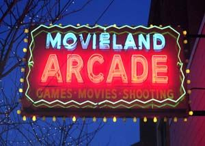 Arcade clipart neon sign.  best lights images