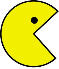 Arcade clipart pacman game. Free download red ghost