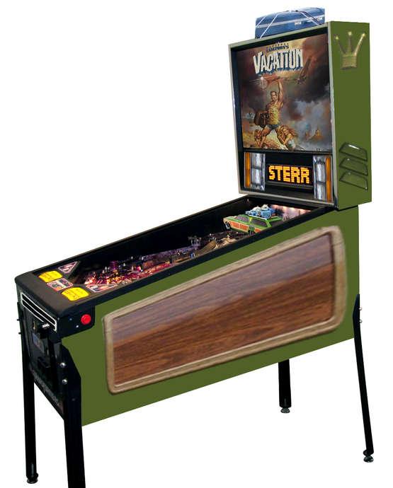 Arcade clipart pinball. Wizard of oz the