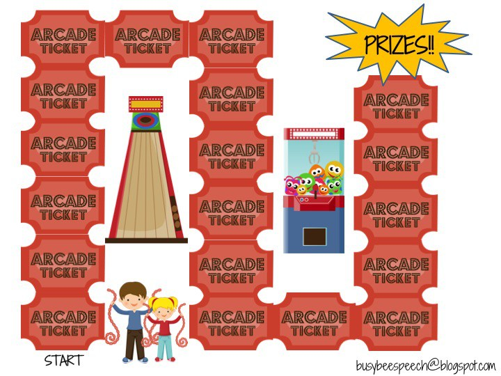 Arcade clipart prizes. Cause and effect busy