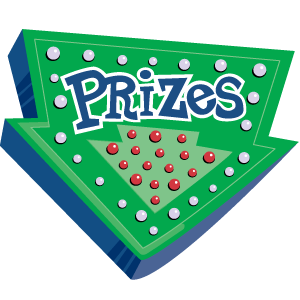 collection of games. Arcade clipart prizes
