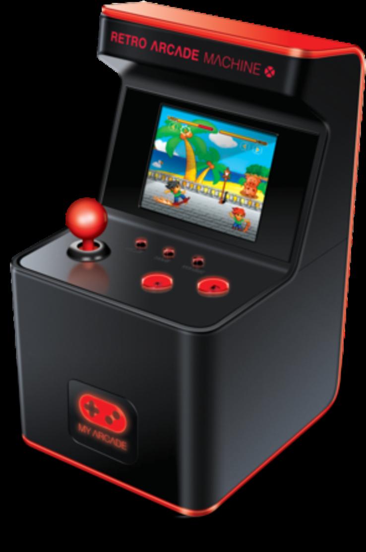 Myarcade machine x games. Arcade clipart retro arcade
