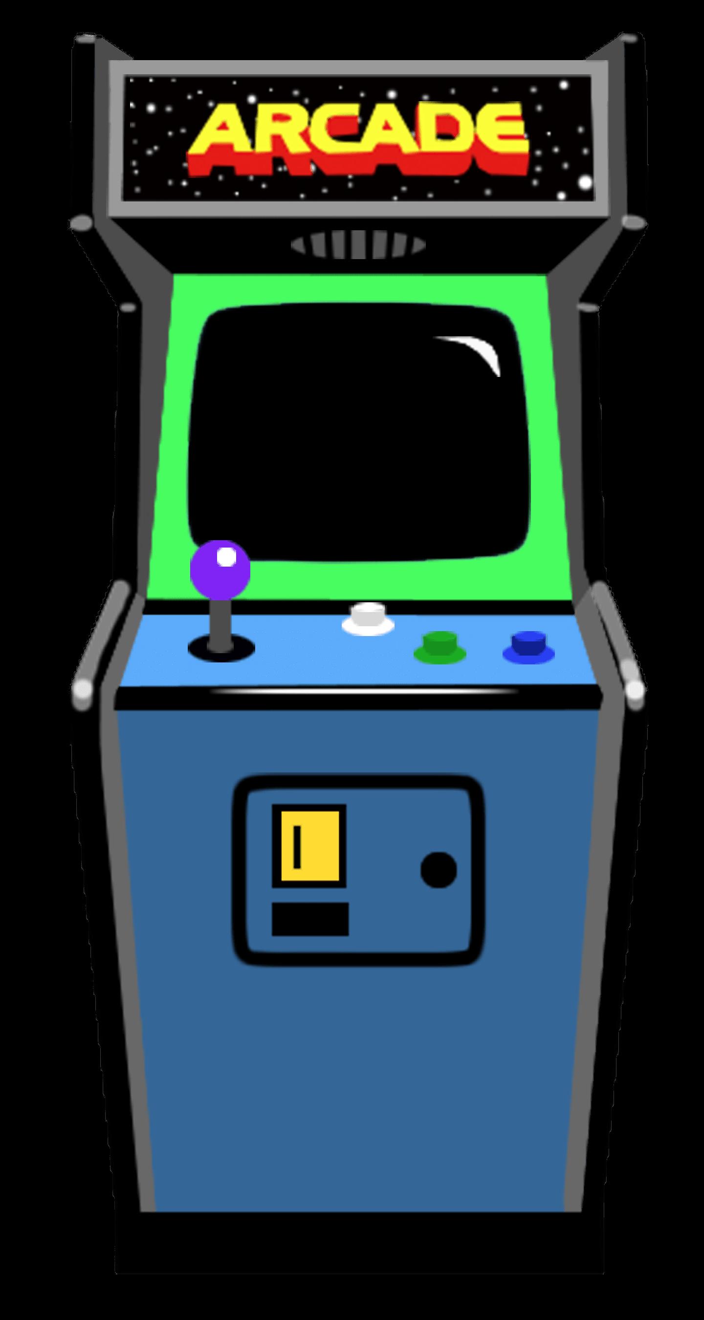 Arcade retro arcade