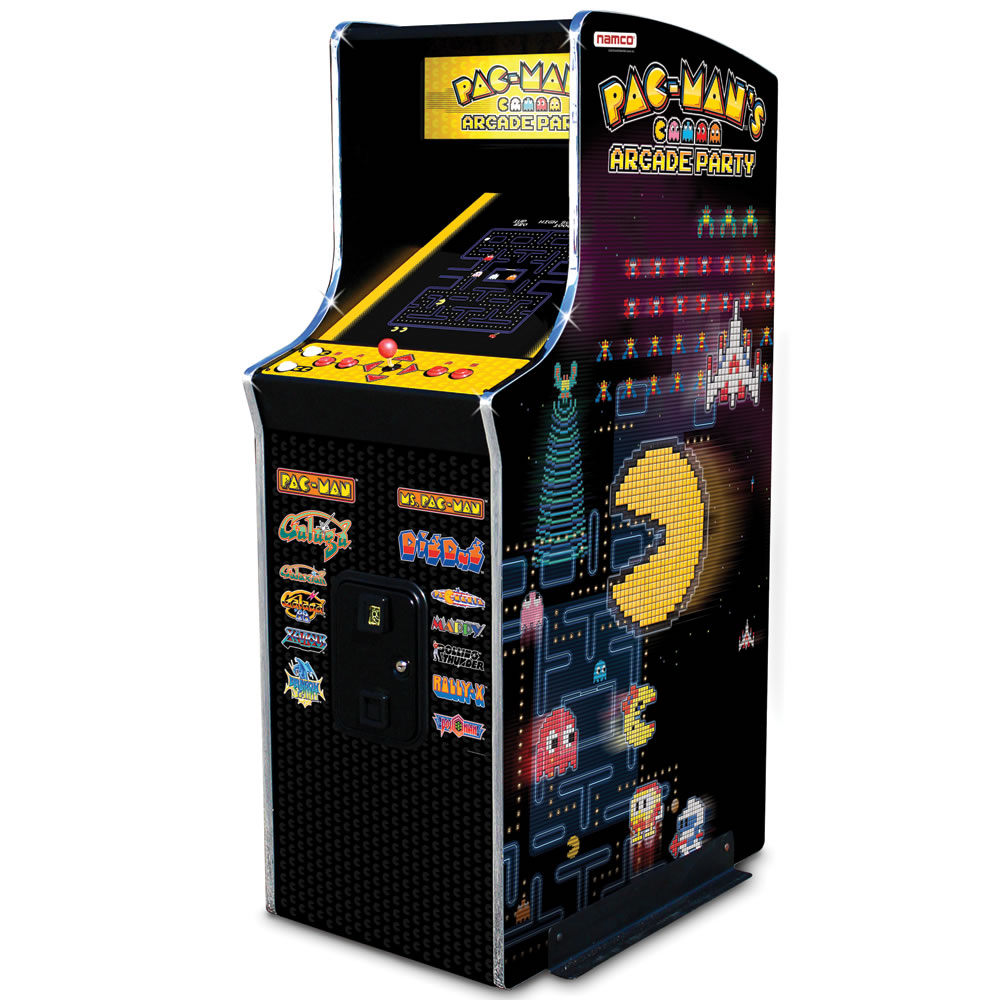 Page. Arcade clipart ride
