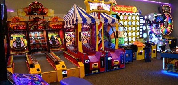 Arcade clipart ride.  best games alley