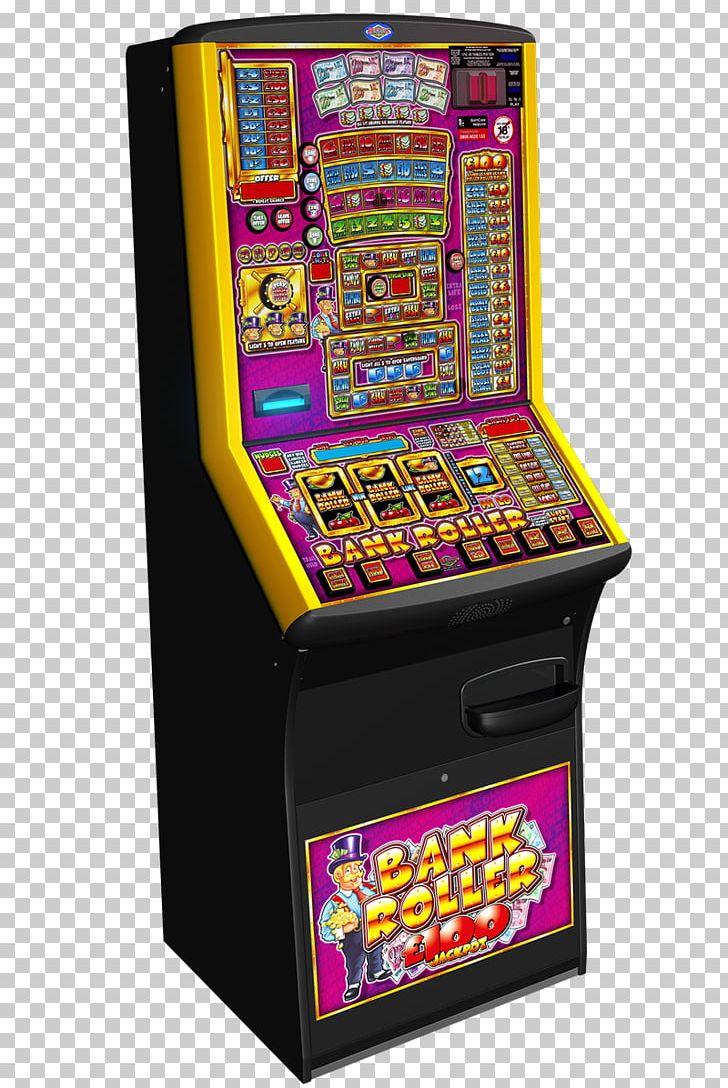 Slot machine game reflex. Arcade clipart roll ticket