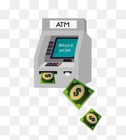 Hacker atm png vectors. Arcade clipart ticketing