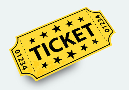 Arcade clipart ticketing. Picture of tickets incep