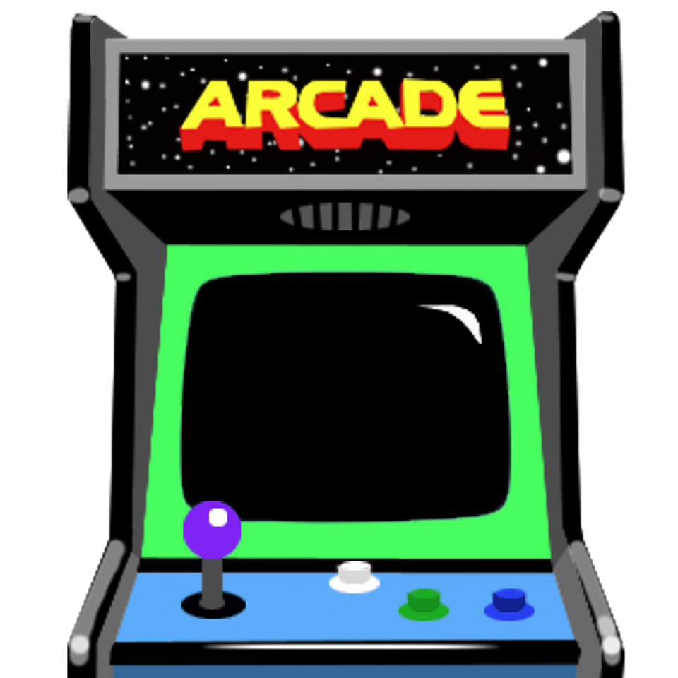 New images. Arcade clipart
