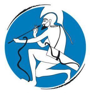 Archer clipart greek archer. Koryvantes traditional archery society