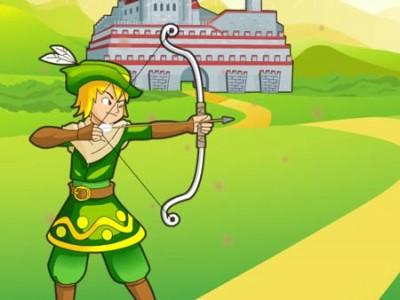 Games online game . Archer clipart medieval archer