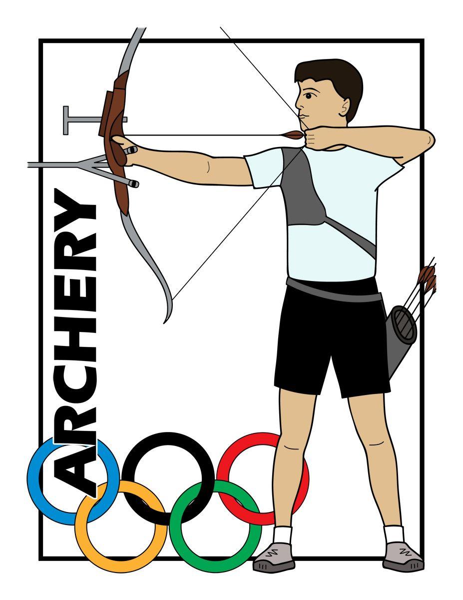 archery clipart definition